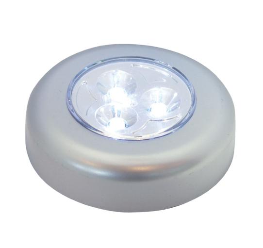 led deckenlampe wandlampe batteriebetrieben 4 5v 70mm 20mm. Black Bedroom Furniture Sets. Home Design Ideas