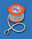 Lead anchor-rope, Seilflechter, 10mm, 30m, 4,8kg
