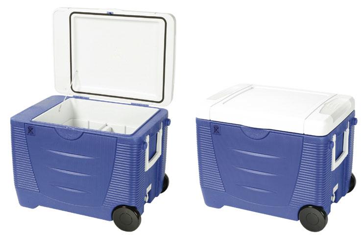 k hlbox thermobox jumbo base camp heiss kalt 45l 12v. Black Bedroom Furniture Sets. Home Design Ideas