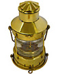 Maritime petroleum lights, brass