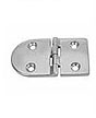 Hinge cast stainless steel