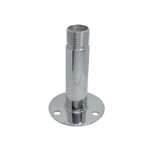 Antenna base, stainless steel A2 AISI 304, 25mm, 105x70mm