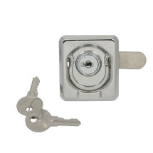 lifting ring with lock, rectangular, 50x55mm