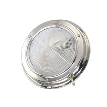 dome light with integrated switch , 140mm, 35mm