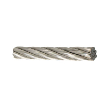 wire rope for halyard, flexible 5mm, 250m