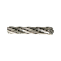 soft wire rope 2,5mm, 1000m