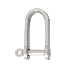 flat shackle, long type 16x21mm