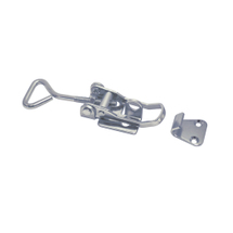 eccentric latch, 115-125mm, 25mm
