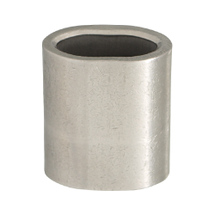 ferrules - stainless steel 6mm, 21mm