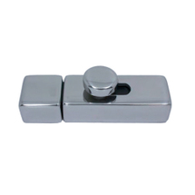 Spring loaded door latch, 72mm, 27mm