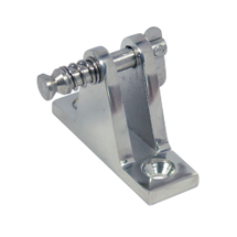 deck hinge 90° with removable pin, 60mm, 35mm